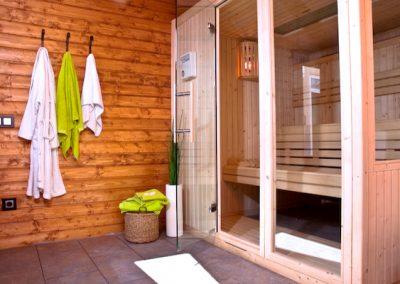 Allotjament rural Cal Vilanova - sauna