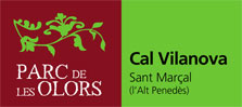 logo Parc de les Olors de Cal Vilanova